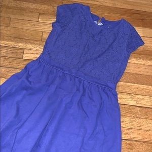 Carters size 8 Purple Dress